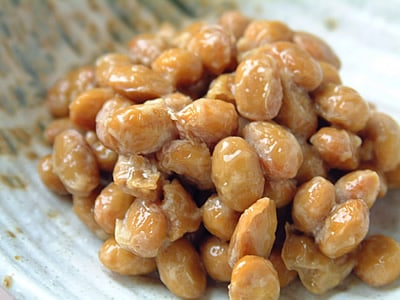 納豆食べられますか?