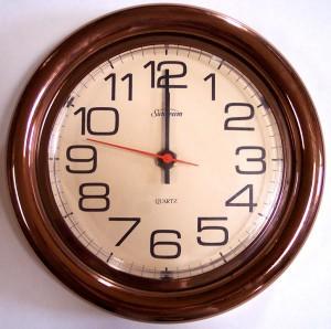 clock-noon