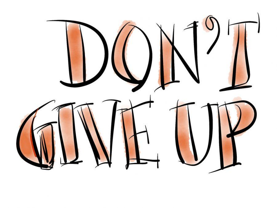 日本語と意味が違う?「give up」は使い過ぎないようにしましょう!-ローラが解説!間違えやすい英会話