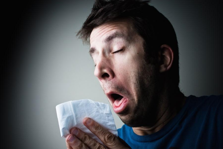 英会話表現:アレルギーについて