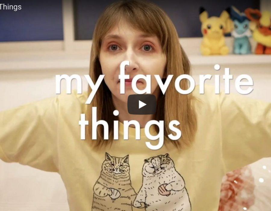 【子供向け英会話】My Favorite Things