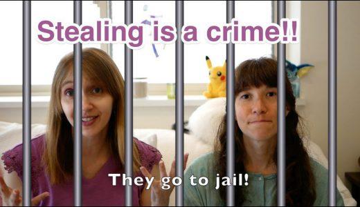 【語彙】Crime: Theft|英語で解説!4つの盗難に気をつけて