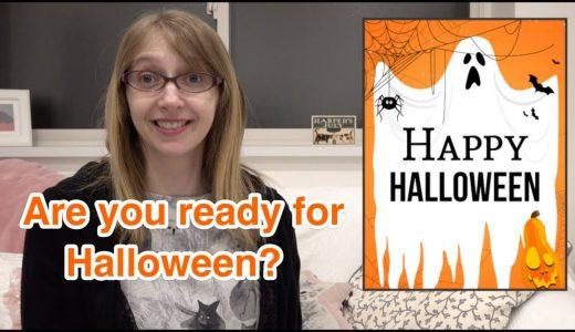【語彙】Halloween Characters|ハロウィンのキャラクターを英語で言おう!