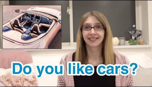 【語彙】Car Words|車の部品を英語で言おう!