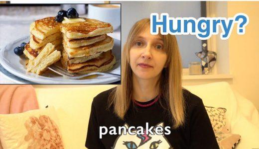 【語彙】Breakfast Foods|アメリカの朝食を紹介します!