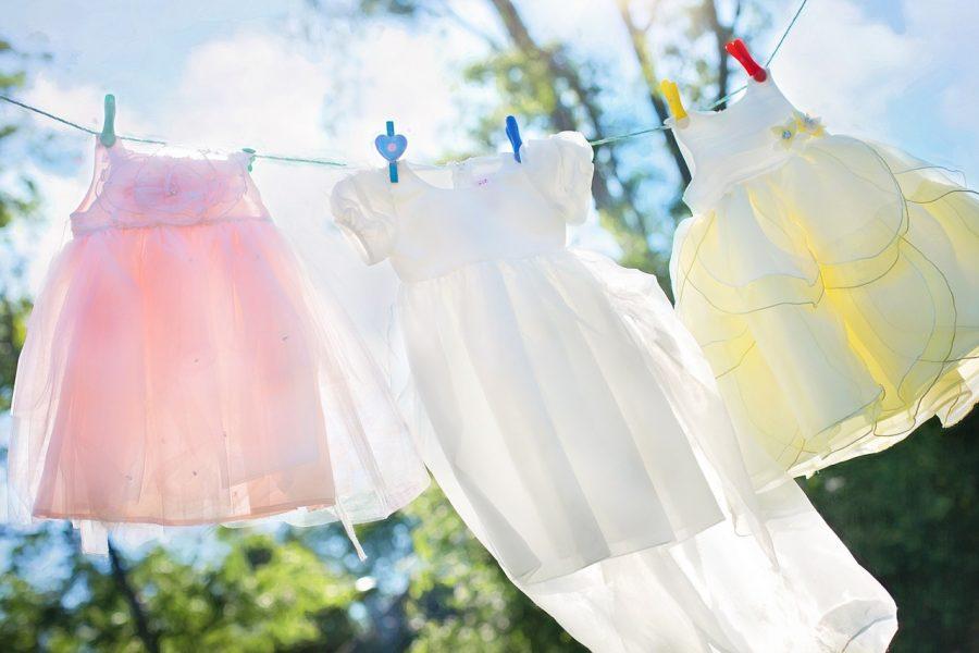 外干し禁止!?アメリカの洗濯事情と洗濯に関する英語表現