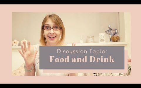 最新の動画公開しました→ 【食べ物・飲み物】Discussion Food & Drink【皆さんの意見を教えてください】